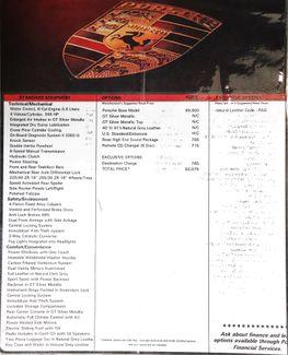 2004 Porsche 911 Coupe 40th Anniversary in Alexandria VA