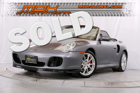 2004 Porsche 911 Turbo - Tiptronic - Convertible - Navigation in Los Angeles