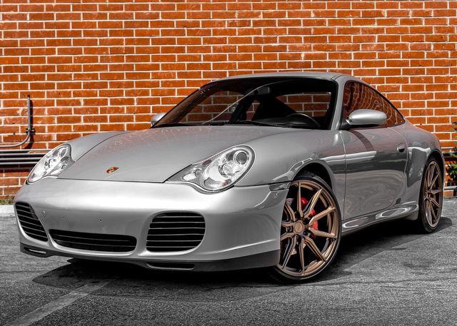 2004 Porsche 911 Carrera 4S Burbank, CA 0