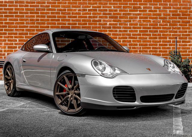 2004 Porsche 911 Carrera 4S Burbank, CA 1