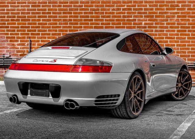 2004 Porsche 911 Carrera 4S Burbank, CA 5