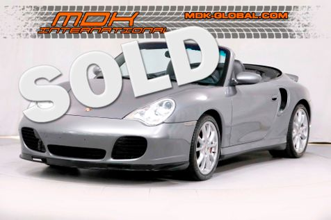 2004 Porsche 911 Turbo - TipTronic - GT3 Wheels - Sound System in Los Angeles