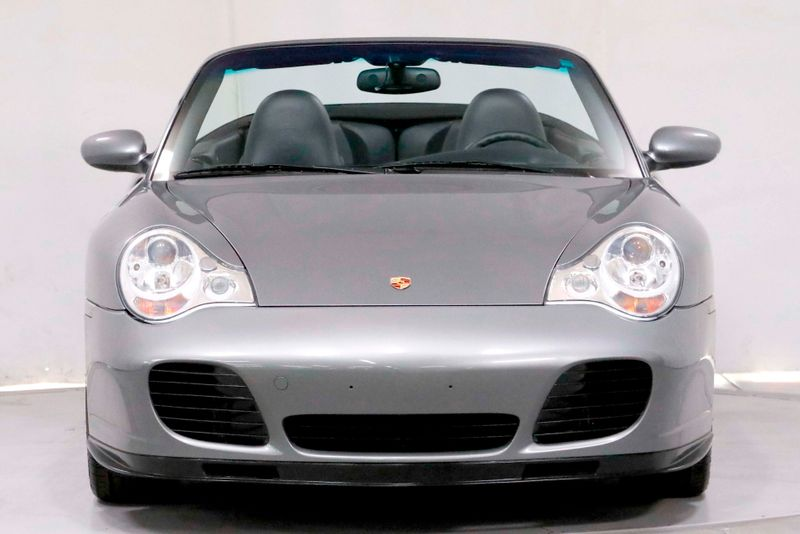 2004 Porsche 911 Turbo  city California  MDK International  in Los Angeles, California