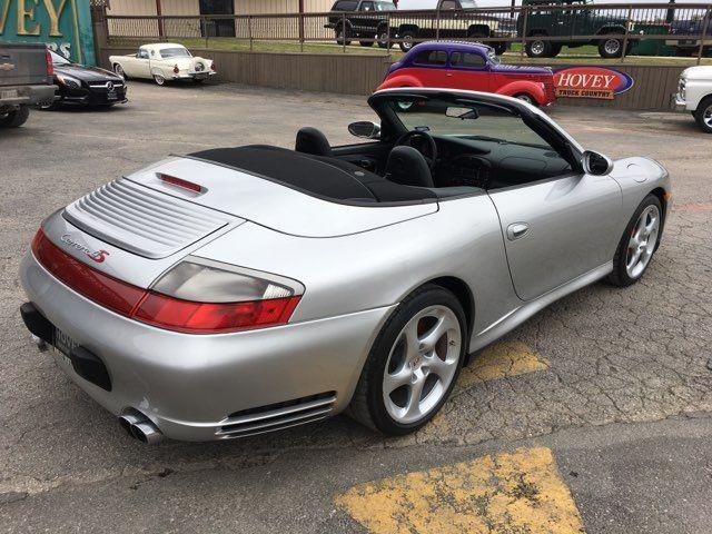 2004 Porsche 911 C4S Carrera Boerne, Texas 2