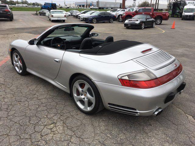 2004 Porsche 911 C4S Carrera Boerne, Texas 4