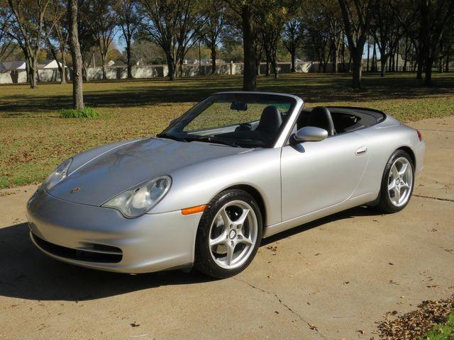 2004 Porsche 911 Carrera Cabriolet Convertible