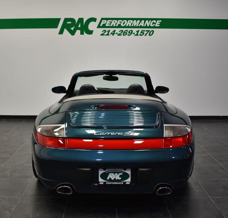 2004 Porsche 911 Carrera 4S Cabriolet in Carrollton, TX