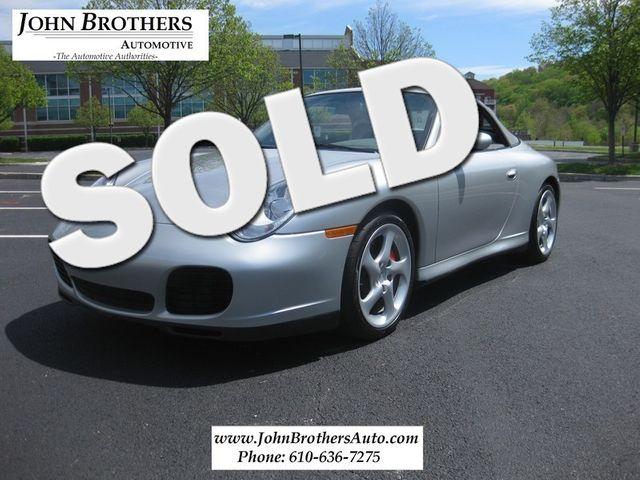 2004 Sold Porsche 911 Carrera 4S Cabriolet Conshohocken, Pennsylvania
