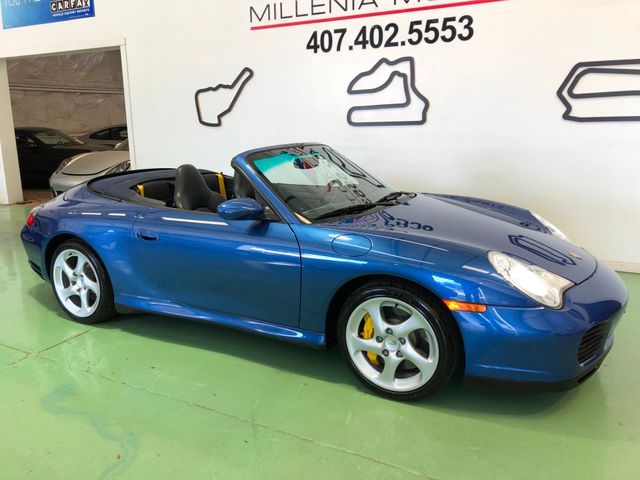 2004 Porsche 911 Carrera 4S Longwood, FL 1