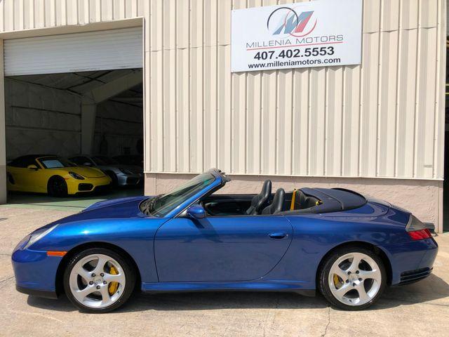 2004 Porsche 911 Carrera 4S Longwood, FL 53