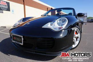 2004 Porsche 911 Carrera 4S AWD C4S Cabriolet Convertible 4 S 911 | MESA, AZ | JBA MOTORS in Mesa AZ