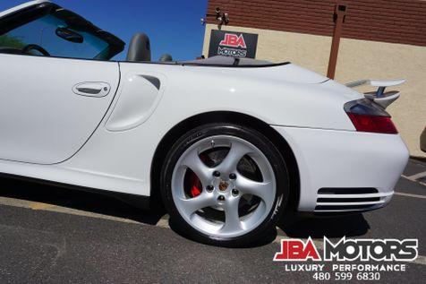 2004 Porsche 911 Turbo Cabriolet Convertible 996 Carrera LOW MILES!   MESA, AZ   JBA MOTORS in MESA, AZ