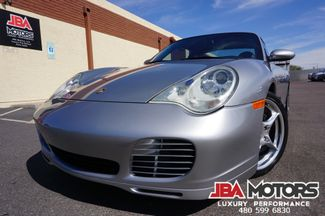 2004 Porsche 911 Carrera 40th Anniversary 996 Coupe 6 Speed Manual   MESA, AZ   JBA MOTORS in Mesa AZ