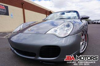 2004 Porsche 911 Turbo AWD Convertible Cabriolet 1 Owner 29k Miles!   MESA, AZ   JBA MOTORS in Mesa AZ