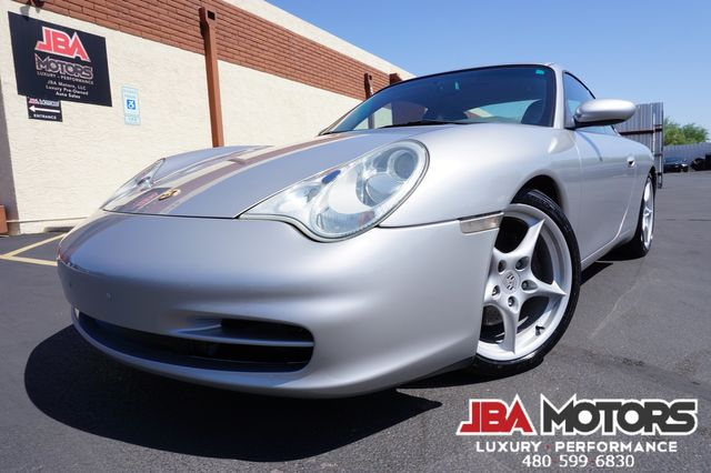 2004 Porsche 911 Carrera Coupe 6 Speed Manual