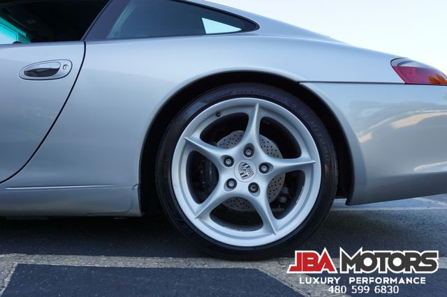 2004 Porsche 911 Carrera Coupe 6 Speed Manual in Mesa, AZ 85202