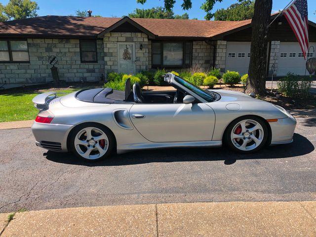 2004 Porsche 911 Turbo in Valley Park, Missouri 63088