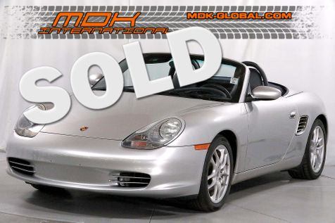 2004 Porsche Boxster - Manual - Only 70K miles in Los Angeles