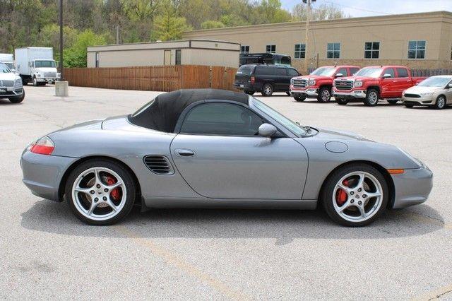 2004 Porsche Boxster S St. Louis, Missouri 1