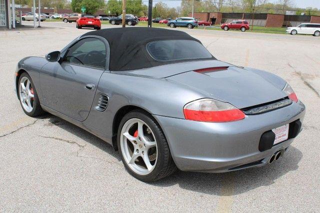 2004 Porsche Boxster S St. Louis, Missouri 4