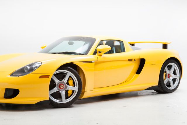 2004 Porsche Carrera GT in TX, 75006