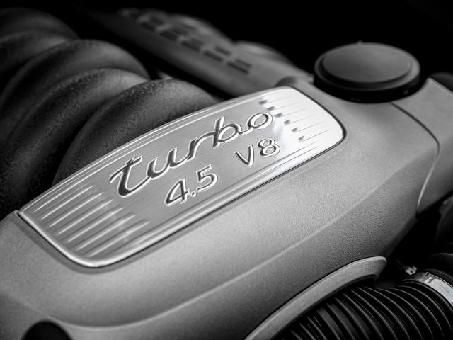 2004 Porsche Cayenne Turbo Burbank, CA 29