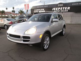 2004 Porsche Cayenne S in Costa Mesa California, 92627