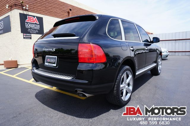 2004 Porsche Cayenne S AWD SUV ~ Highly Optioned ~ HUGE $59k MSRP in Mesa, AZ 85202