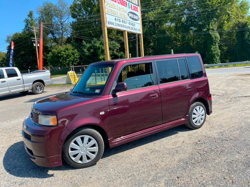 2004 Scion xB XB  city MD  South County Public Auto Auction  in Harwood, MD