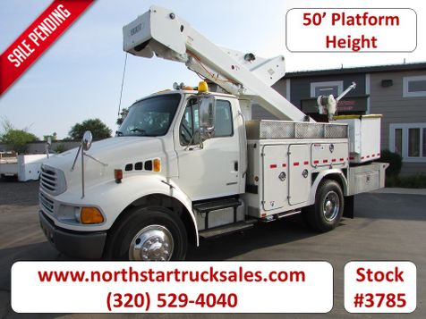 2004 Sterling Acterra Bucket Utility Truck  in St Cloud, MN