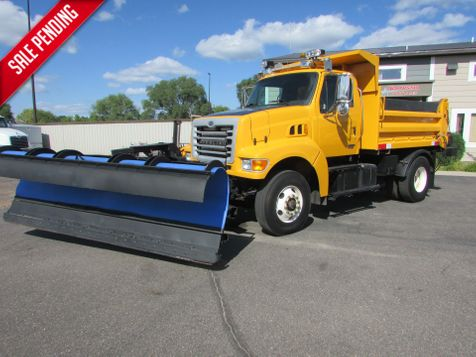 2004 Sterling L8500 Plow Truck with Wing Blade and Sander  in St Cloud, MN