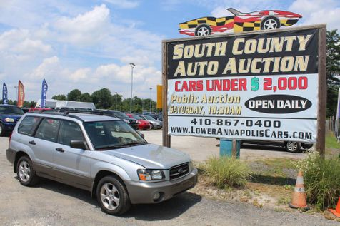 2004 Subaru Forester XS in Harwood, MD