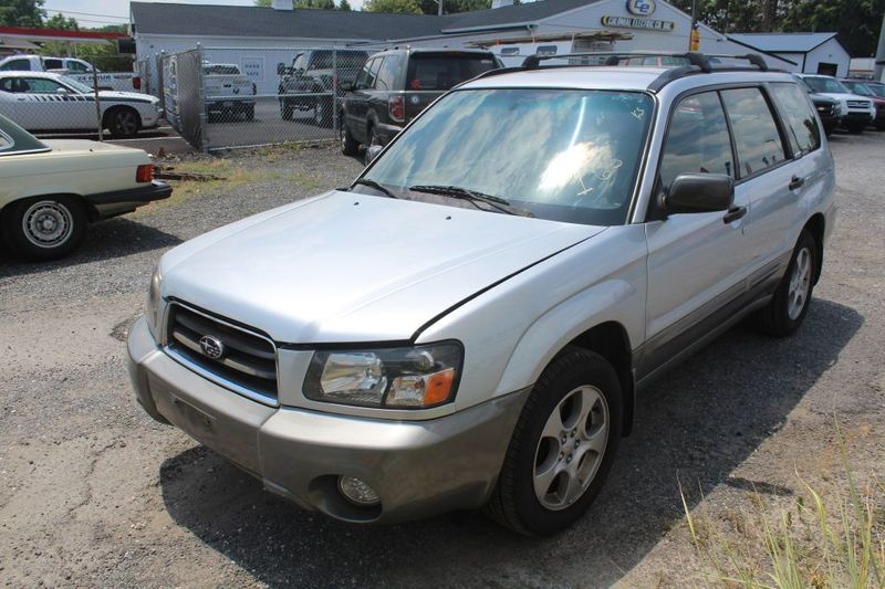 2004 Subaru Forester XS  city MD  South County Public Auto Auction  in Harwood, MD