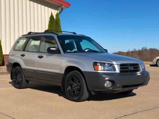 2004 Subaru Forester X in Jackson, MO 63755