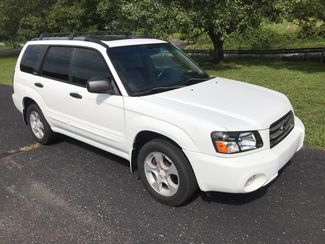 2004 Subaru Forester XS Knoxville, Tennessee 1