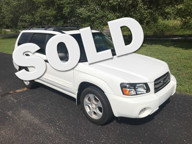 2004 Subaru Forester XS Knoxville, Tennessee