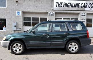 2004 Subaru Forester X Waterbury, Connecticut 1