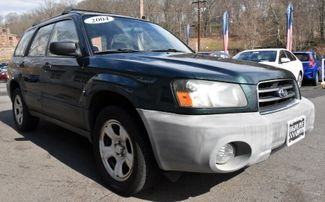 2004 Subaru Forester X Waterbury, Connecticut 6