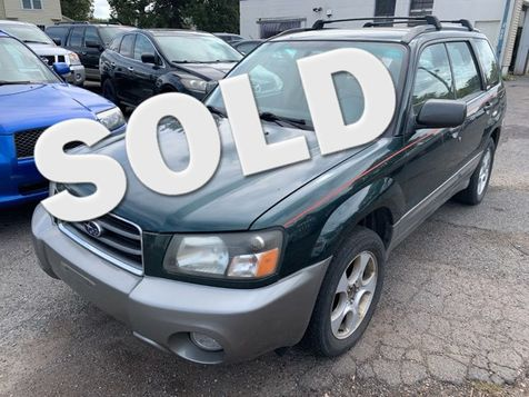 2004 Subaru Forester XS in West Springfield, MA