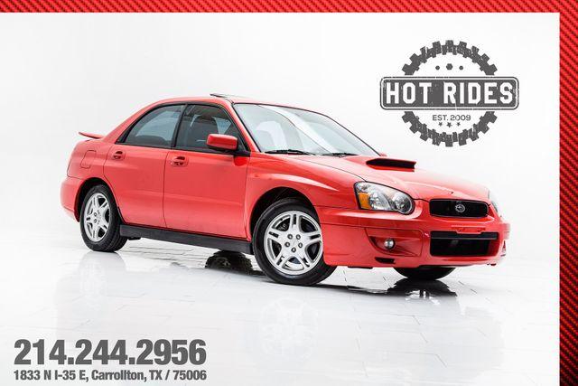 2004 Subaru Impreza WRX Premium