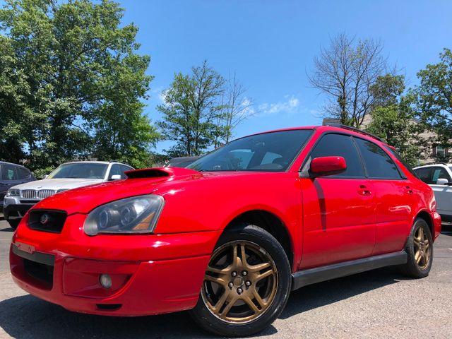 2004 Subaru Impreza WRX Sport