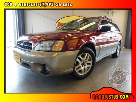 2004 Subaru Outback OUTBACK AWP in Airport Motor Mile ( Metro Knoxville ), TN