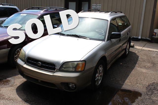 2004 Subaru Outback    Charleston, SC   Charleston Auto Sales in Charleston SC