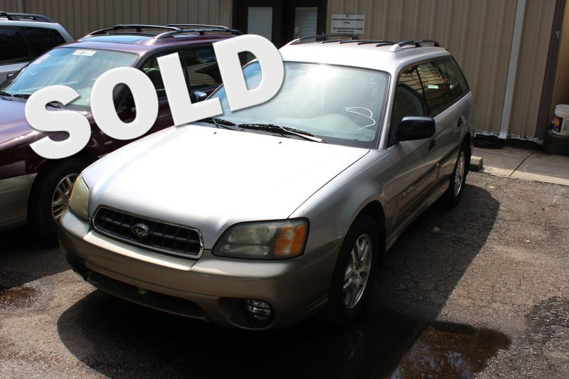 2004 Subaru Outback  | Charleston, SC | Charleston Auto Sales in Charleston SC