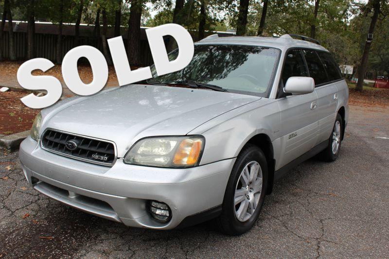 2004 Subaru Outback H6 35th Ann. Edition   Charleston, SC   Charleston Auto Sales in Charleston SC