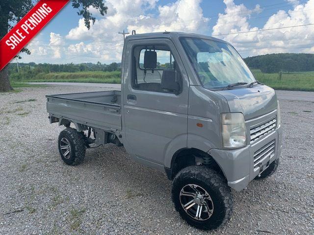 2004 Suzuki Japanese Minitruck [a/c, power steering]  | Jackson, Missouri | GR Imports in Eaton Missouri