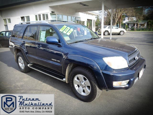 2004 Toyota 4Runner Limited in Chico, CA 95928