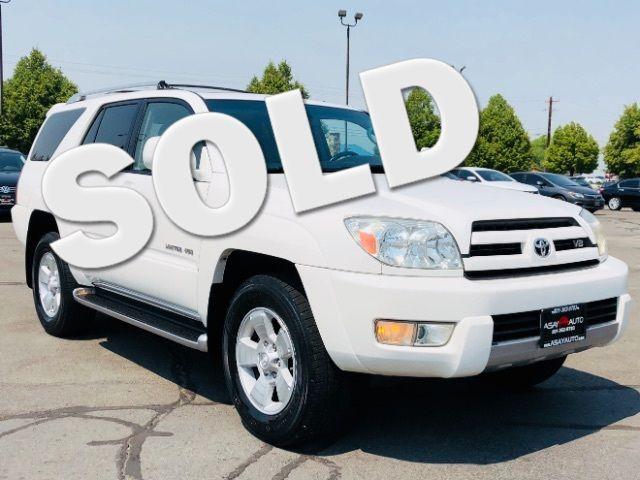 2004 Toyota 4Runner Limited LINDON, UT