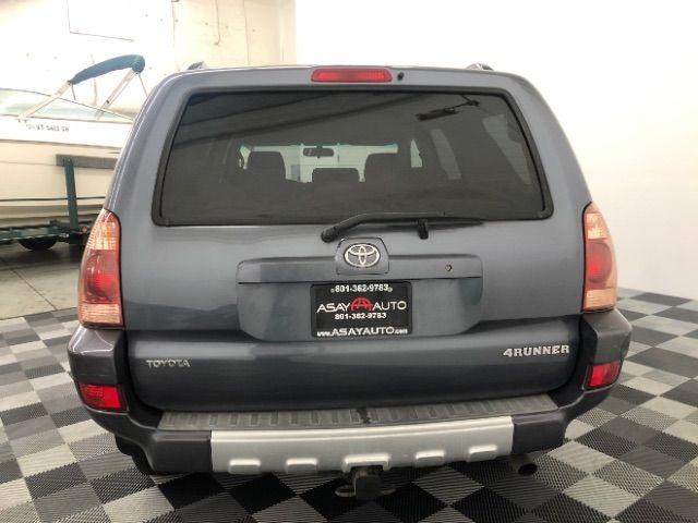 2004 Toyota 4Runner SR5 4WD LINDON, UT 3