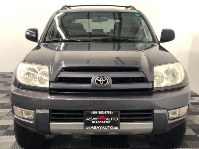 2004 Toyota 4Runner SR5 4WD LINDON, UT 8